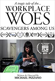 Workplace Woes: Scavengers Among Us Poster