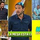 Gonzalo Rodríguez, María Julia Oliván, Germán Paoloski, José Chatruc, Darian Schijman, and Jey Mammon in La mesa está lista (2015)