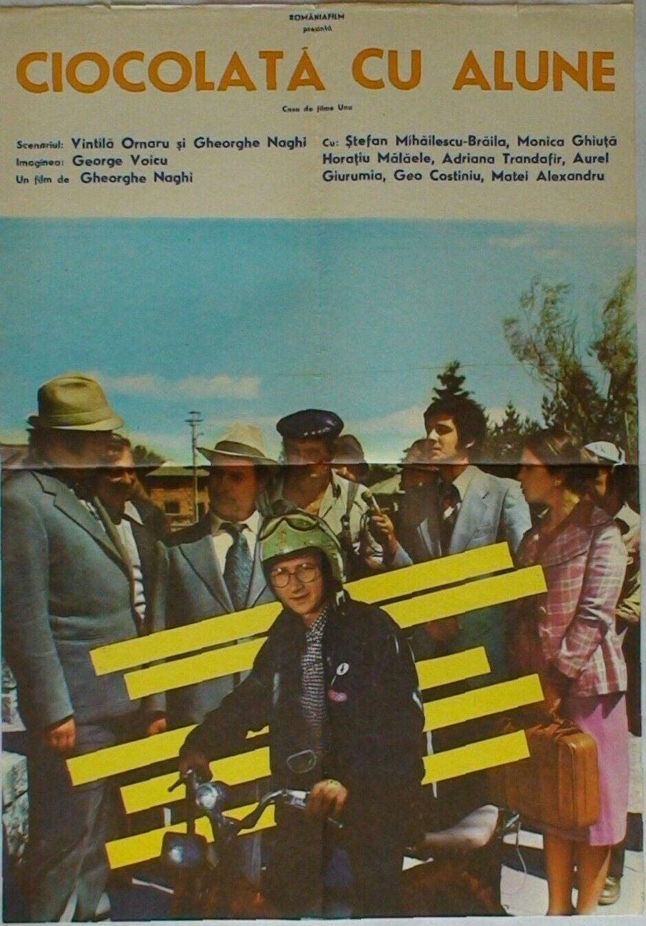 Ciocolata cu alune (1979)