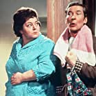 Hattie Jacques and Kenneth Williams in Carry on Camping (1969)
