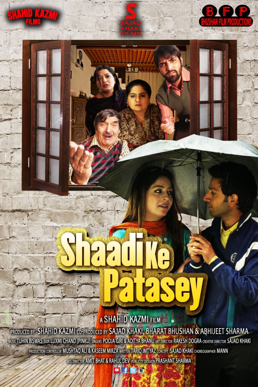 Shaadi Ke Patasey 2019 Hindi 720p AMZN HDRip ESubs 600MB Download