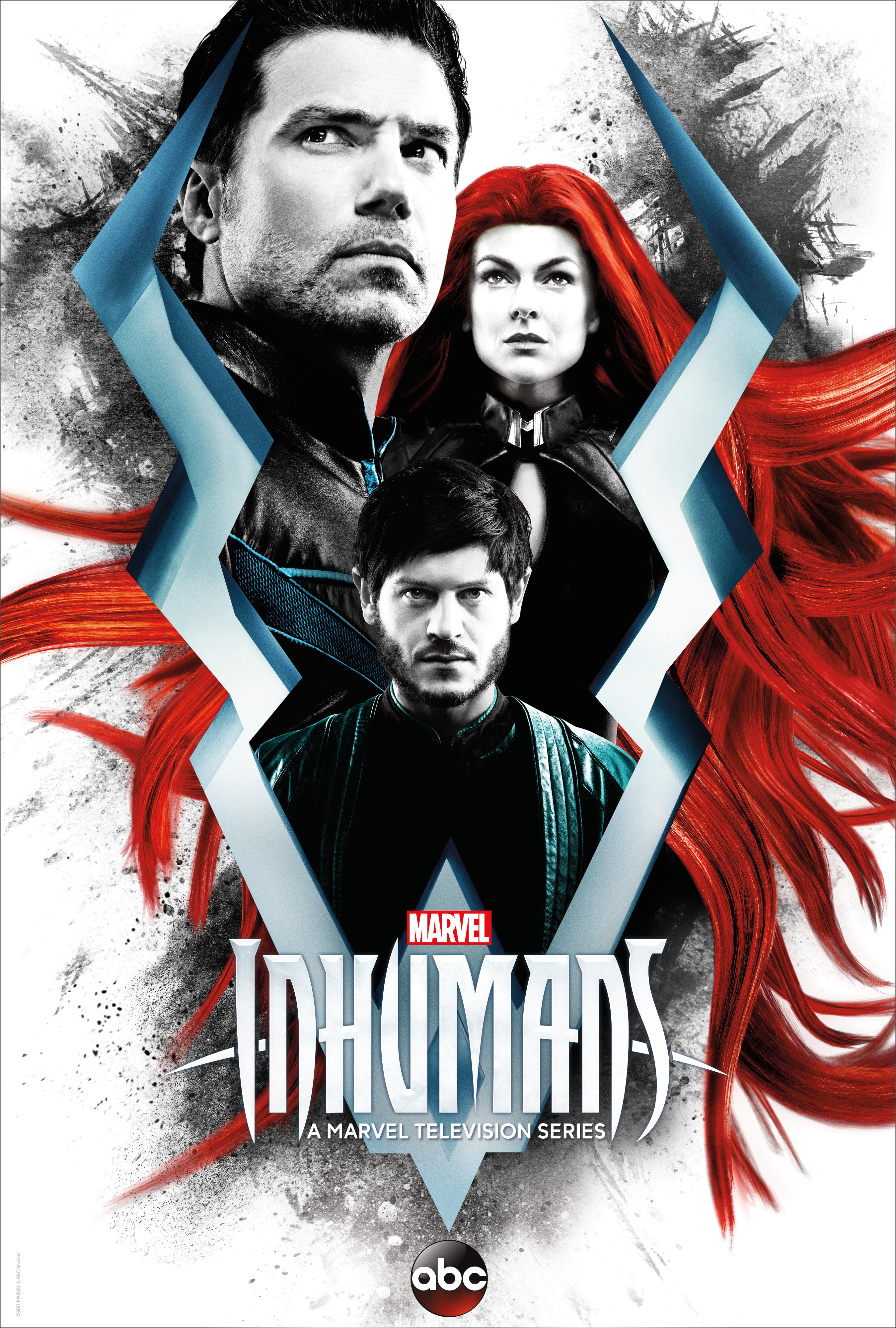 Antžmogiai (1 Sezonas) / Inhumans Season 1