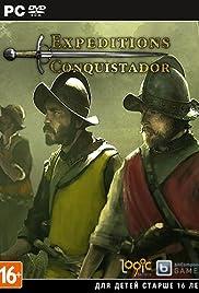Expeditions: Conquistador Poster