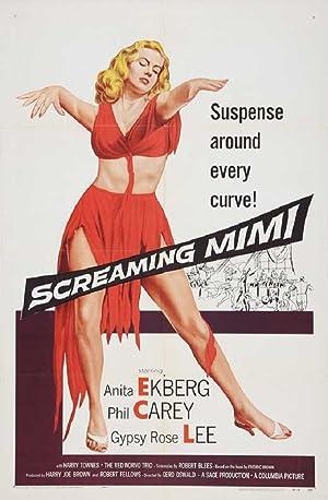 Film-Noir Screaming Mimi Movie