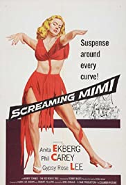 Screaming Mimi Poster