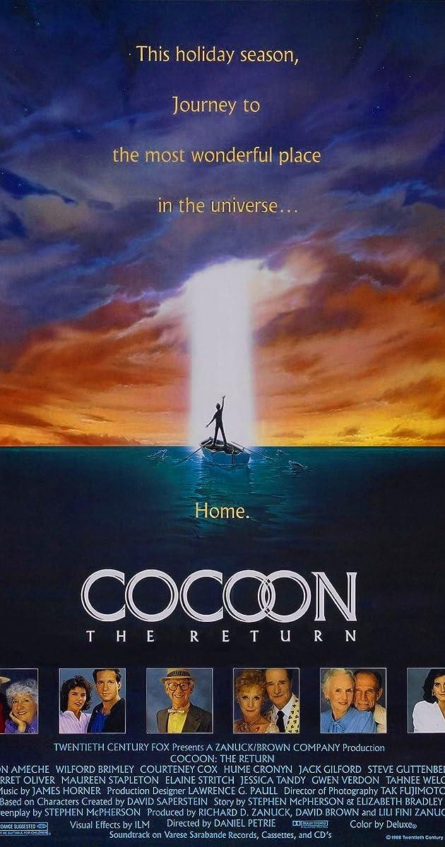 Cocoon The Return 1988 Imdb