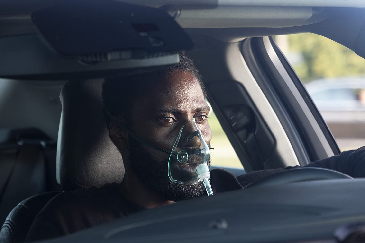 John David Washington in Tenet (2020)