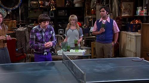 The Big Bang Theory: Ping Pong
