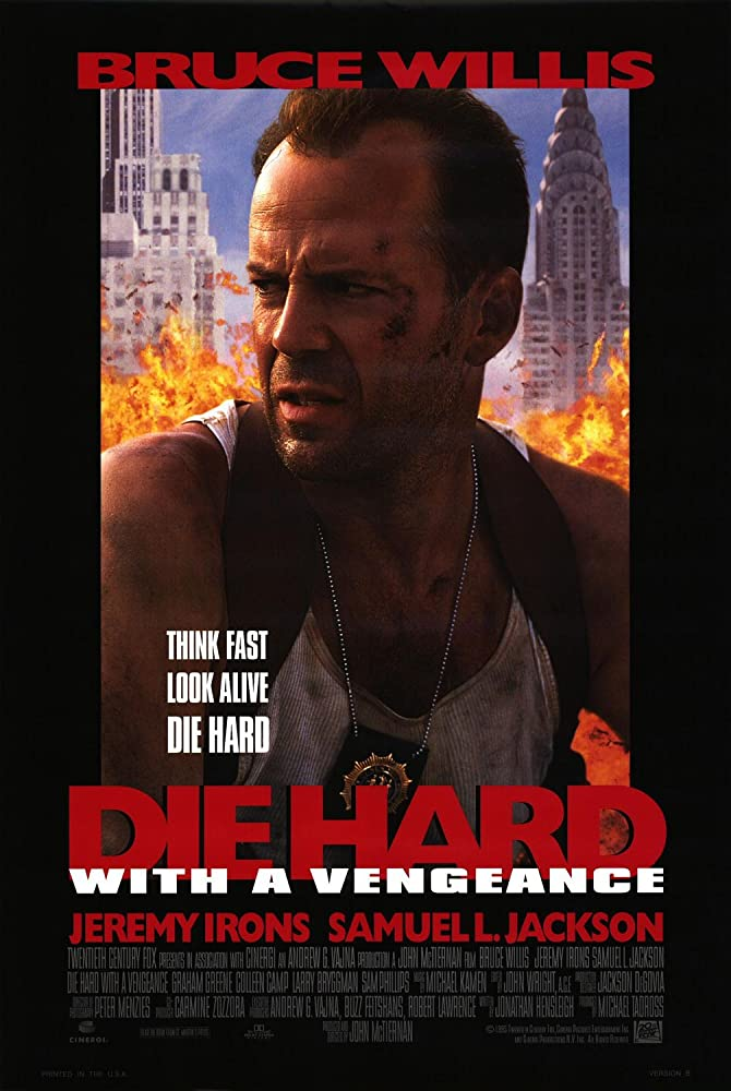 Die Hard: With a Vengeance (1995)