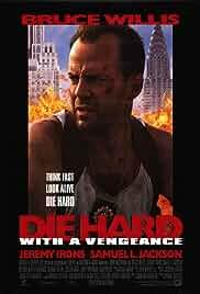 Die Hard 3: With a Vengeance 1995 Movie BluRay Dual Audio Hindi Eng 400mb 480p 1.2GB 720p 4GB 7GB 1080p