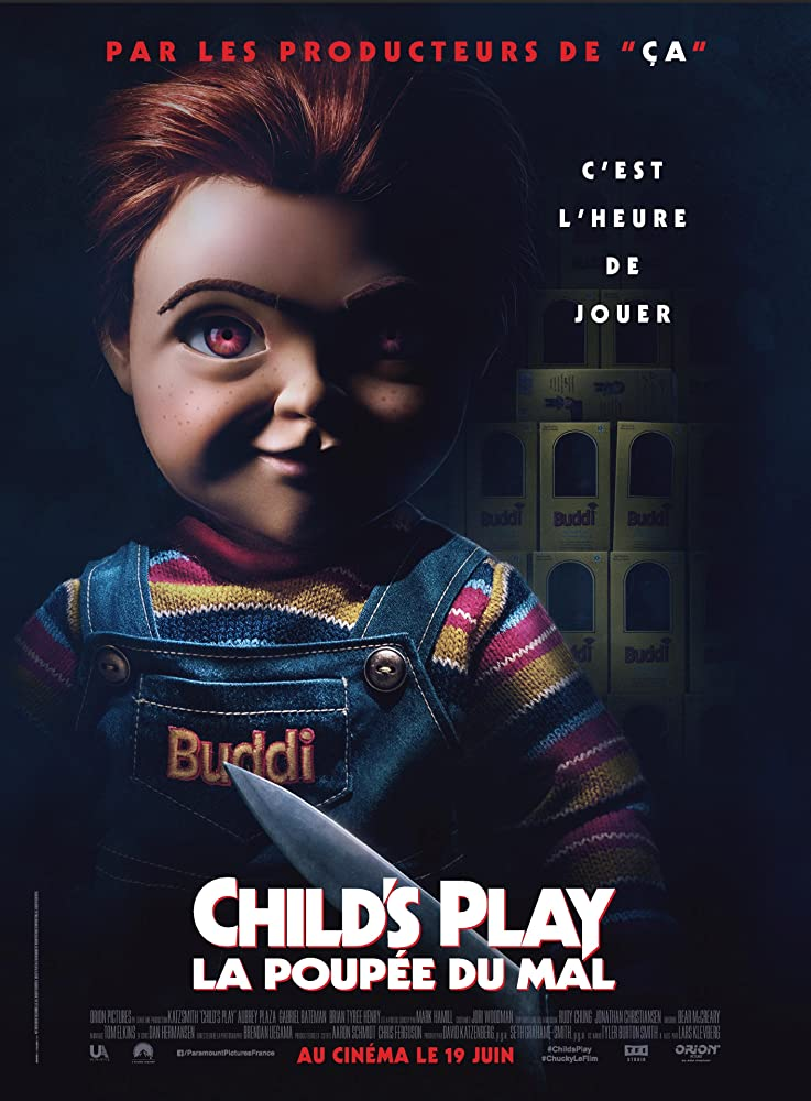 Child's Play 2019 English 300MB HDCAM Download