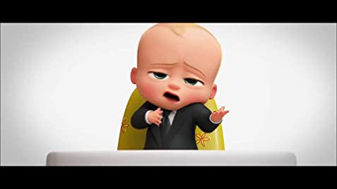 a39f9856b The Boss Baby Poster. Trailer