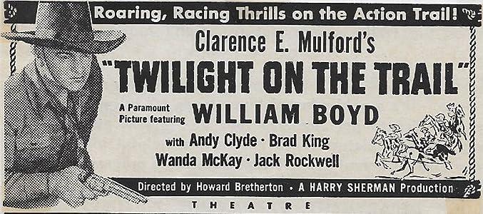ipod mp4 downloads movies Twilight on the Trail  [480x800] [1280x1024] (1941) by J. Benton Cheney