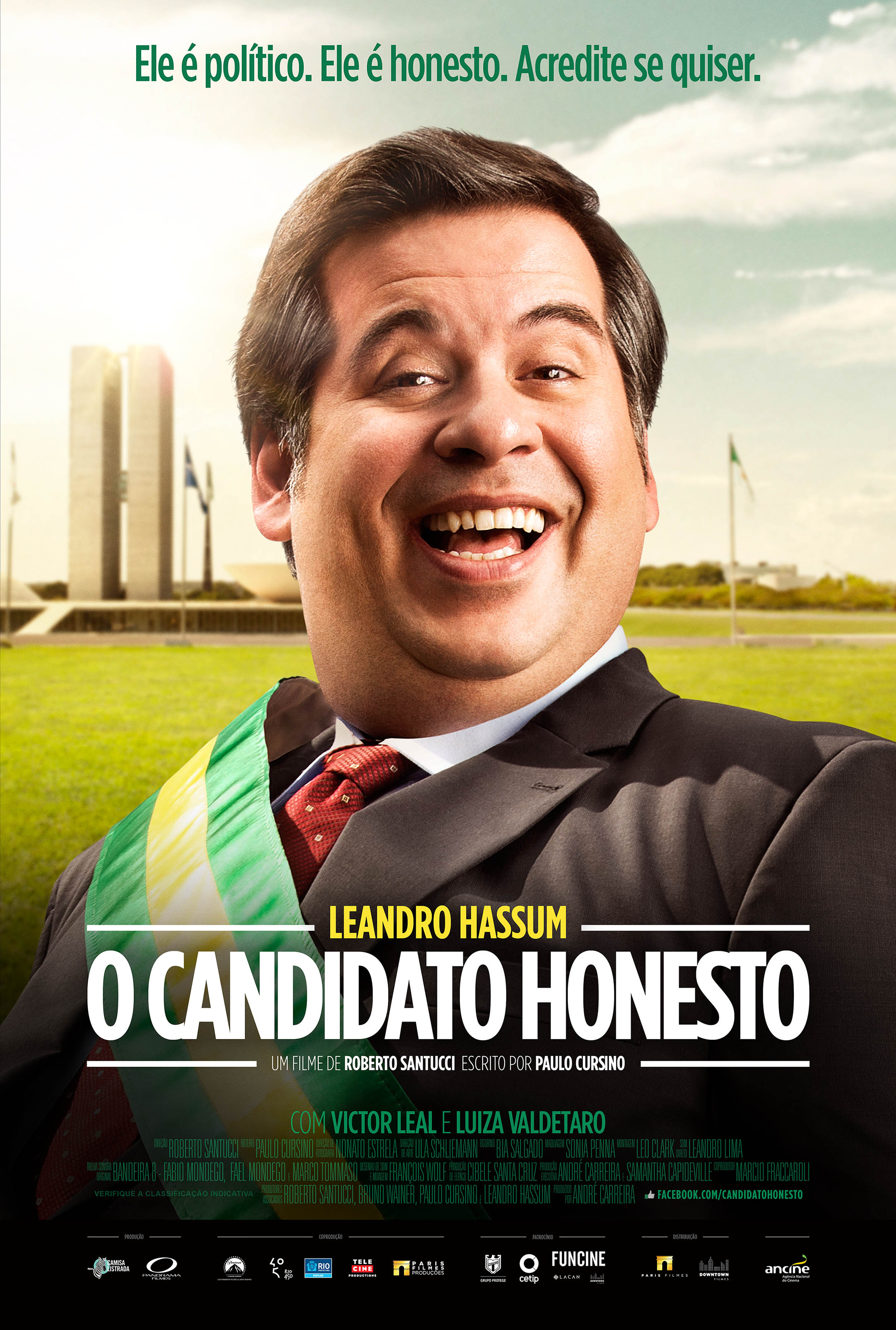 Filme O Candidato Honesto Download