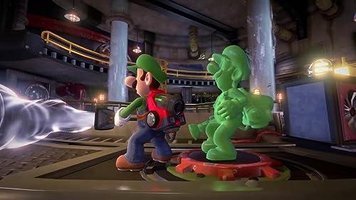 Luigi's Mansion 3: Gear Up! Trailer