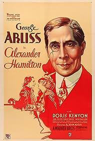 Alexander Hamilton (1931) Poster - Movie Forum, Cast, Reviews