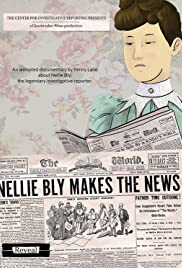 Nellie Bly Makes the News Poster
