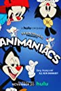 Maurice LaMarche, Jess Harnell, Tress MacNeille, and Rob Paulsen in Animaniacs (2020)