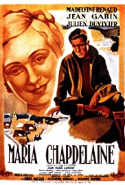 Maria Chapdelaine (1934) Poster - Movie Forum, Cast, Reviews