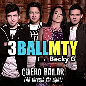 Legal downloading movies 3BallMTY feat. Becky G.: Quiero Bailar by none [1920x1080]