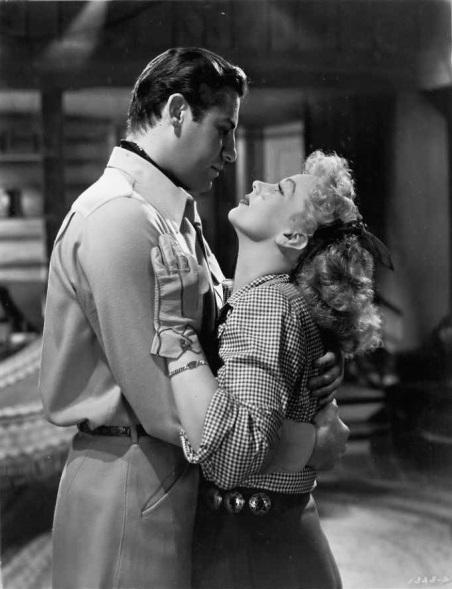 John Hodiak and Ann Sothern in Maisie Goes to Reno (1944)