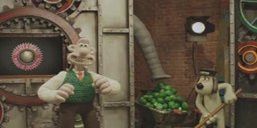 Wallace & Gromit's World Of Invention: Jumbo Generator