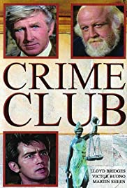 Crime Club Poster