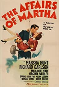 The Affairs of Martha (1942)