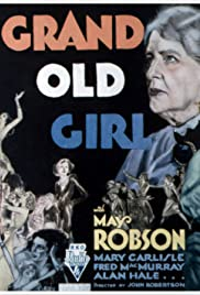 Grand Old Girl Poster