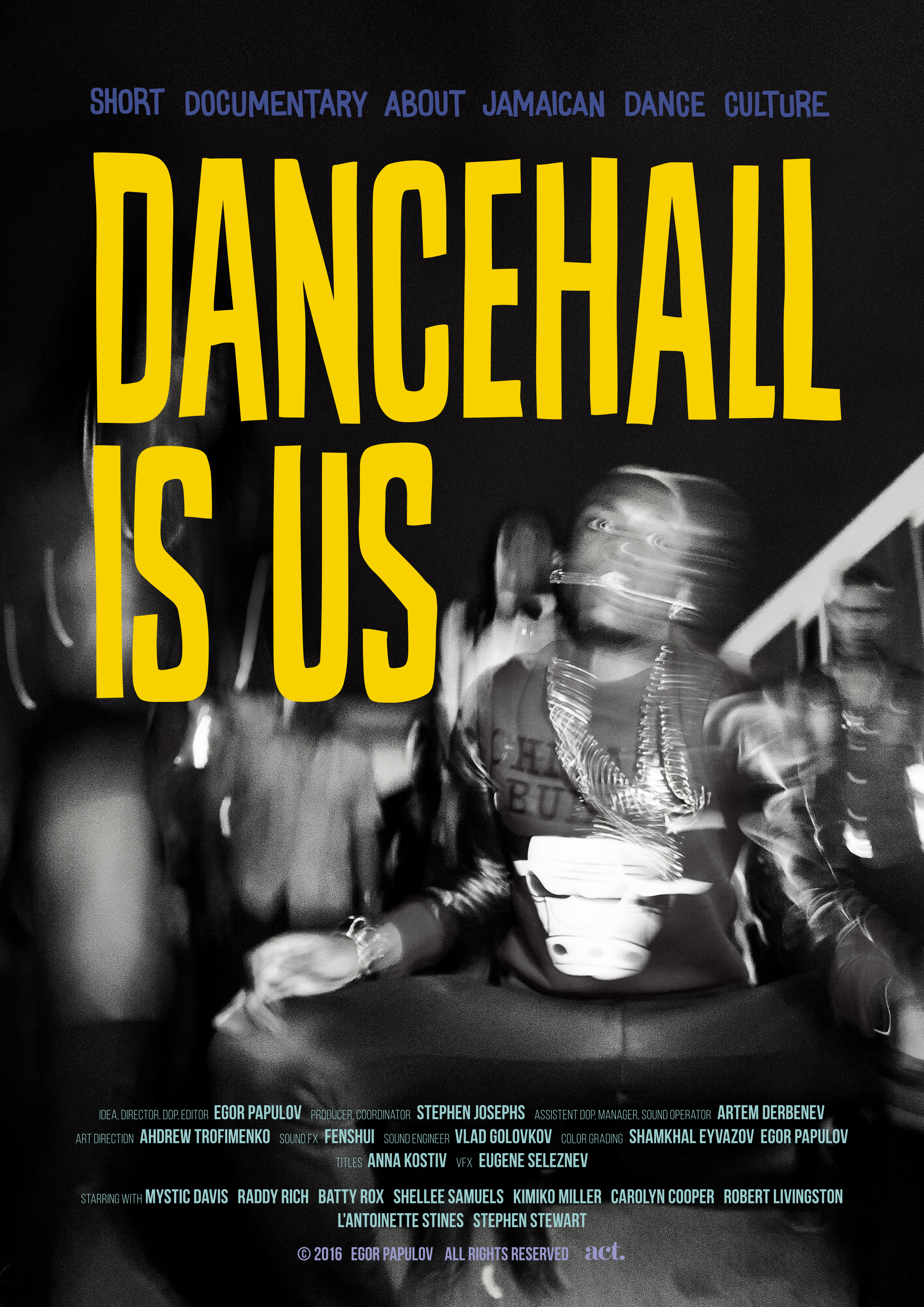 Dancehall Is Us (Video 2016) - IMDb