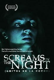 Gritos en la noche Poster