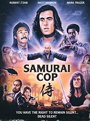 Samurai Cop (1991) • 14. September 2021