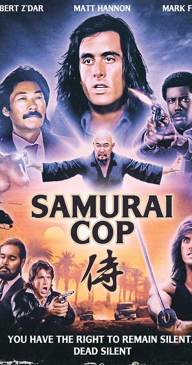 Subtitle of Samurai Cop