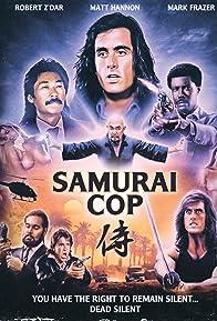 Primary photo for Samurai Cop