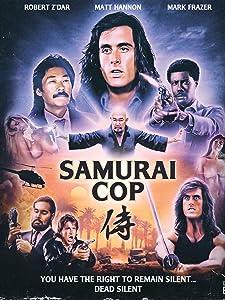 Movie dvd downloads sites Samurai Cop [480i]