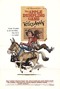 Primary photo for The Apple Dumpling Gang Rides Again