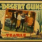 Duke R. Lee, Buck Morgan, and Conway Tearle in Desert Guns (1936)