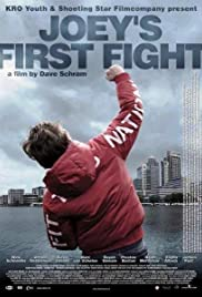 Joey's First Fight Poster