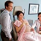 Peter Facinelli and Eve Best in Nurse Jackie (2009)