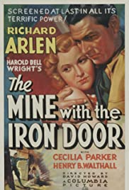 The Mine with the Iron Door Poster