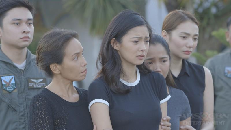Kim Chiu, Ana Abad Santos, and Aiko Climaco in Maalaala mo kaya (1991)