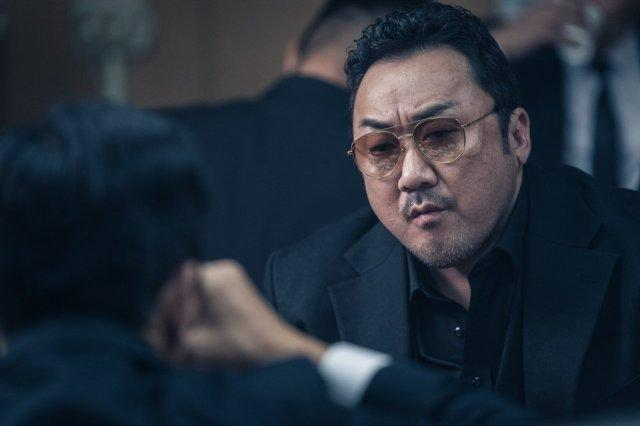 FILM - The Gangster, The Cop, The Devil (2019)
