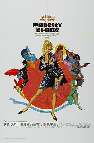 Permalink to Movie Modesty Blaise (1966)