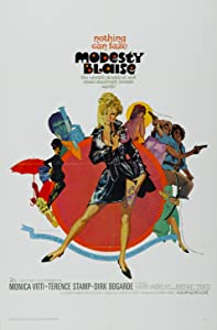 Modesty Blaise movie download in hd