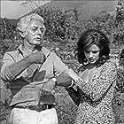 Agostina Belli and Dino Risi in Profumo di donna (1974)
