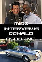 Migz interviews Donald Osborne at the Petersen Automotive Museum