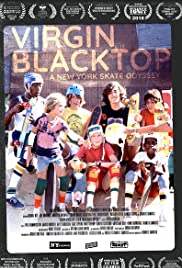 Virgin Blacktop: A New York Skate Odyssey Poster