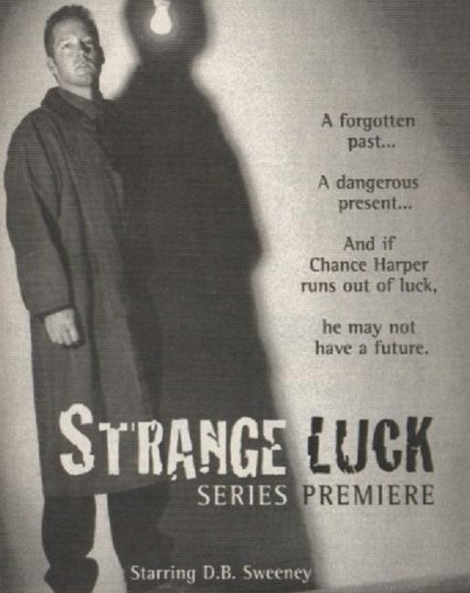 D.B. Sweeney in Strange Luck (1995)