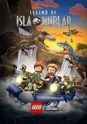 Where to stream Lego Jurassic World: Legend of Isla Nublar