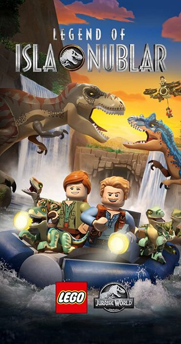 Download Lego Jurassic World: Legend of Isla Nublar or watch streaming online complete episodes of  Season 1 in HD 720p 1080p using torrent